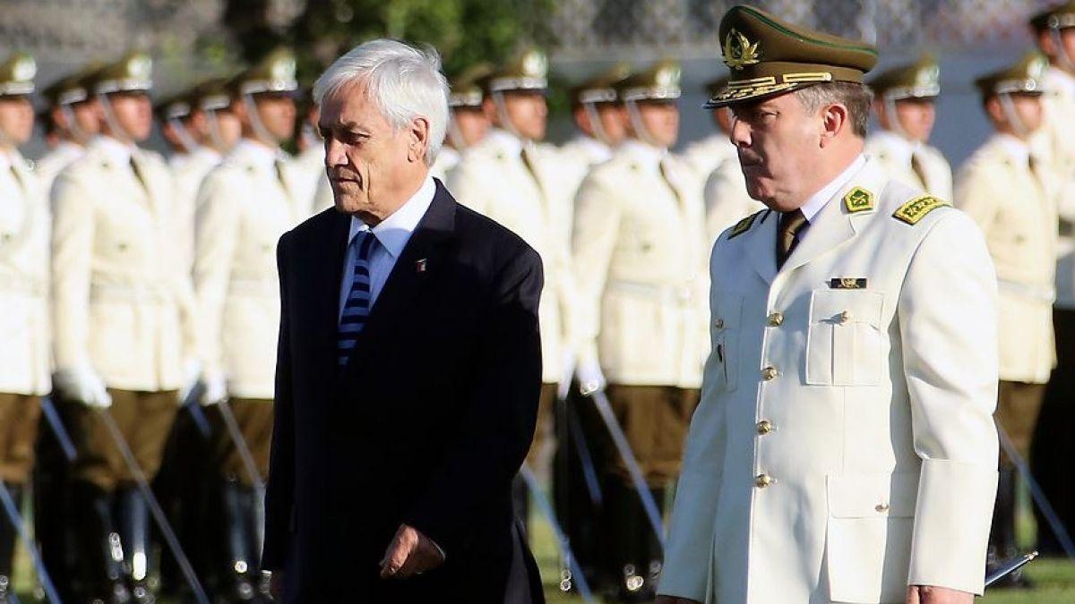 Sebastián Piñera anuncia reforma constitucional