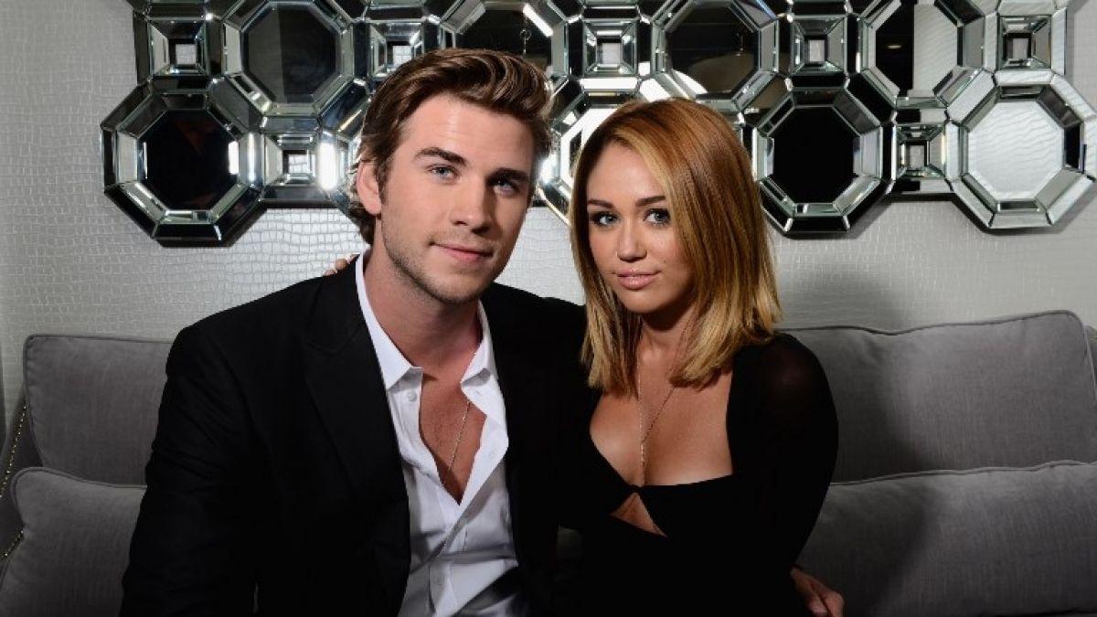 Miley Cyrus Y Liam Hemsworth Se Casaron Asi Crecio El Amor Tele 13