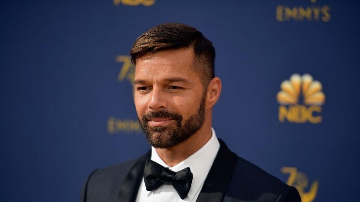 Ricky Martin se convirtió en padre por tercera vez
