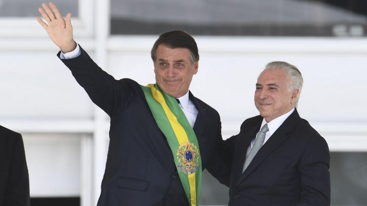 Las Polémicas Frases Del Primer Discurso De Bolsonaro Tele 13