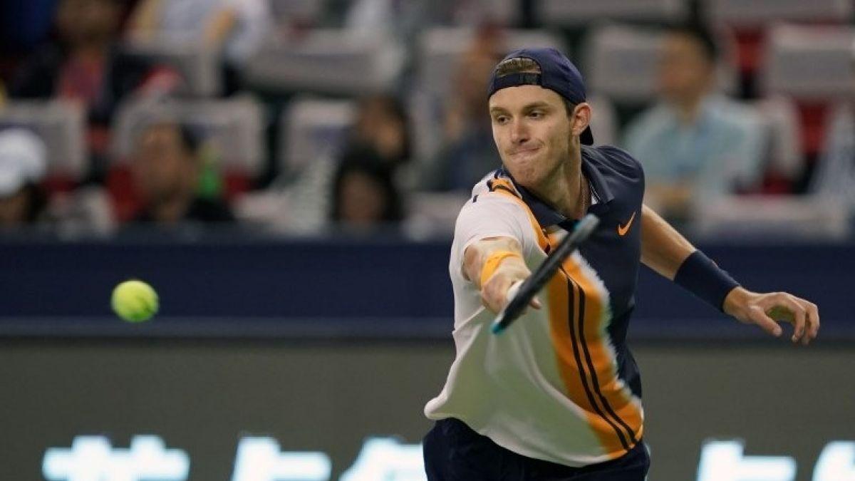 Nicolás Jarry enfrentará a Stan Wawrinka en octavos de final del ATP de Doha