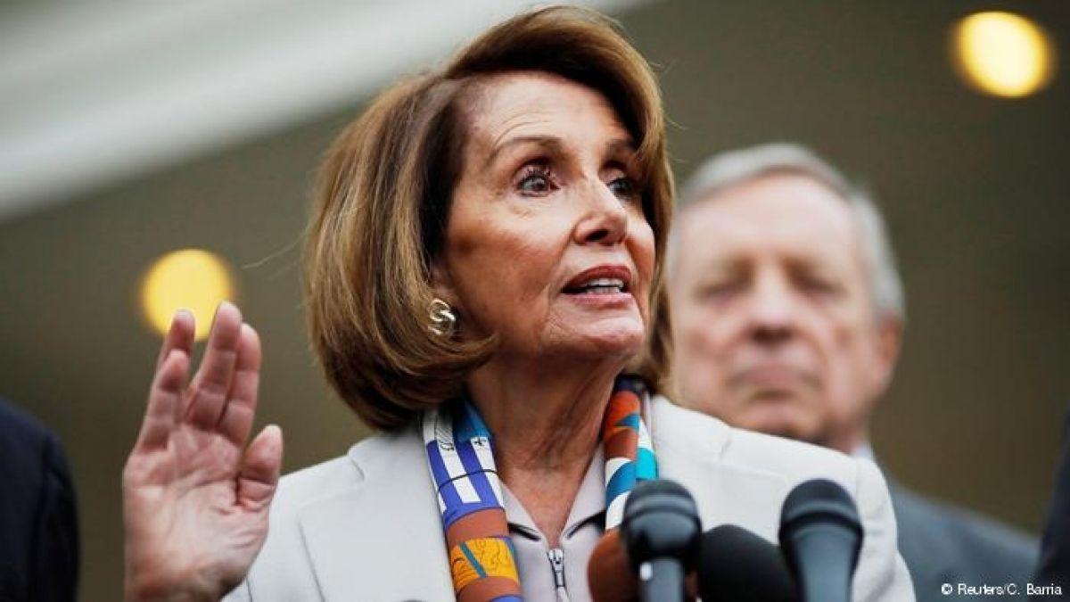Demócratas proponen tratar los fondos para el muro en una ley distinta a la de presupuestos