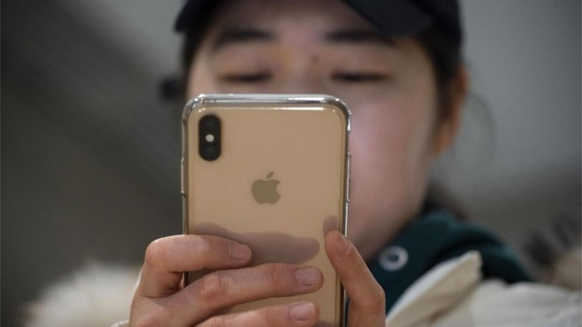 Apple rebaja expectativa de ventas debido a China y emergente