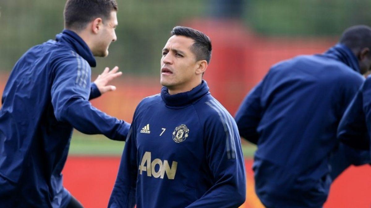 Confirman que Alexis Sánchez se resintió de antigua lesión