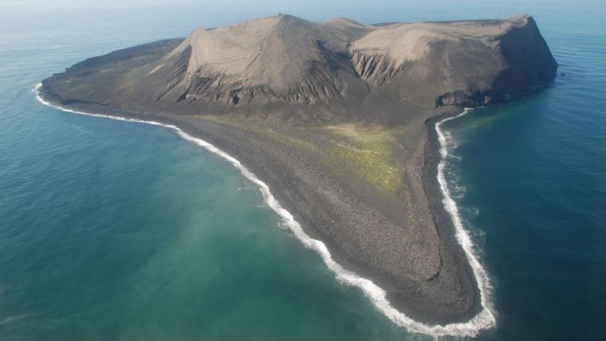 Surtsey: Por qué no podemos ir a la isla más joven del planeta