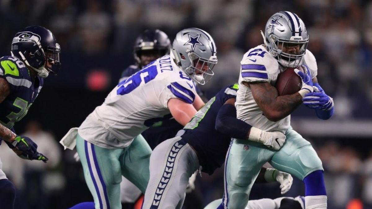 [VIDEO] La espeluznante lesión que sufrió Allen Hurns en la NFL