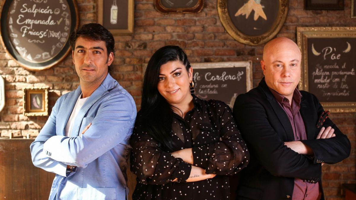 MasterChef Chile confirma a sus jueces para la cuarta temporada ...