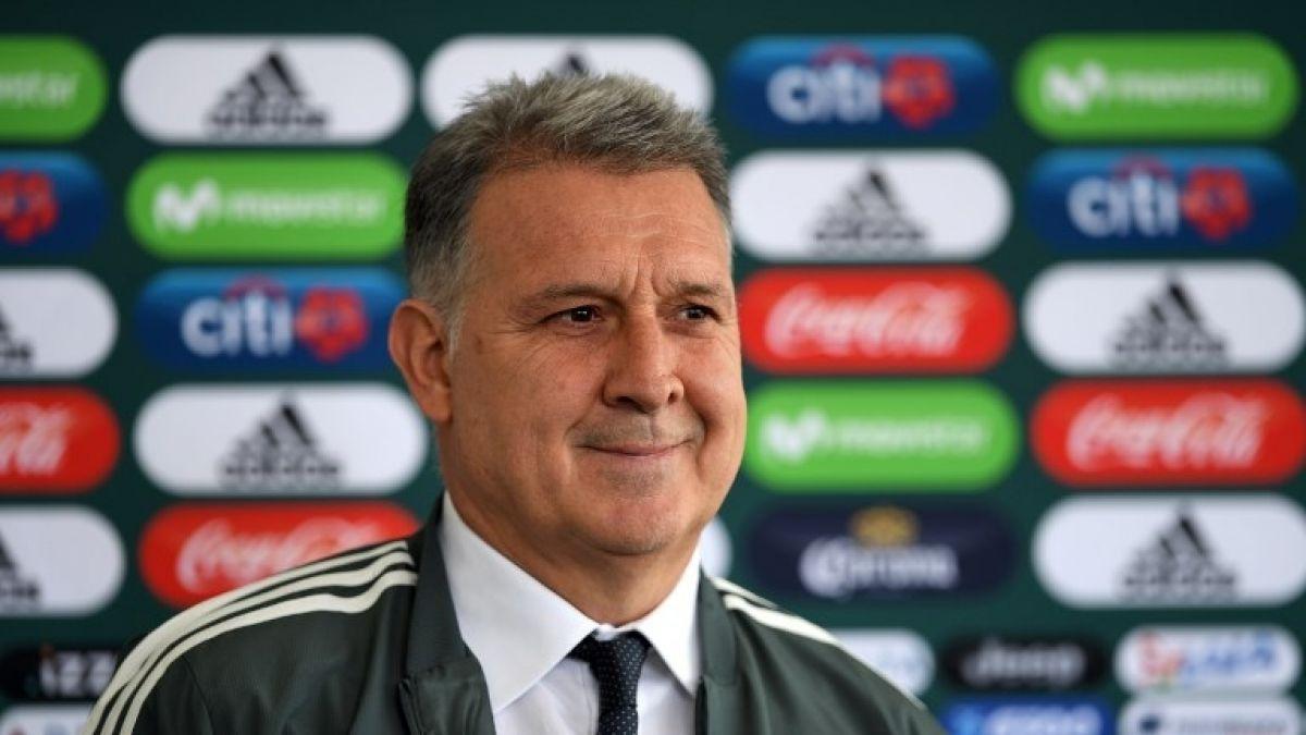 Gerardo Martino es el nuevo entrenador de la selección mexicana