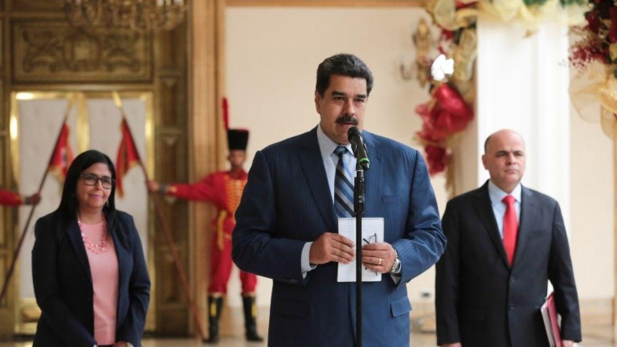 [VIDEO] Nicolás Maduro: No nos importa que el cartel de Lima no nos reconozca