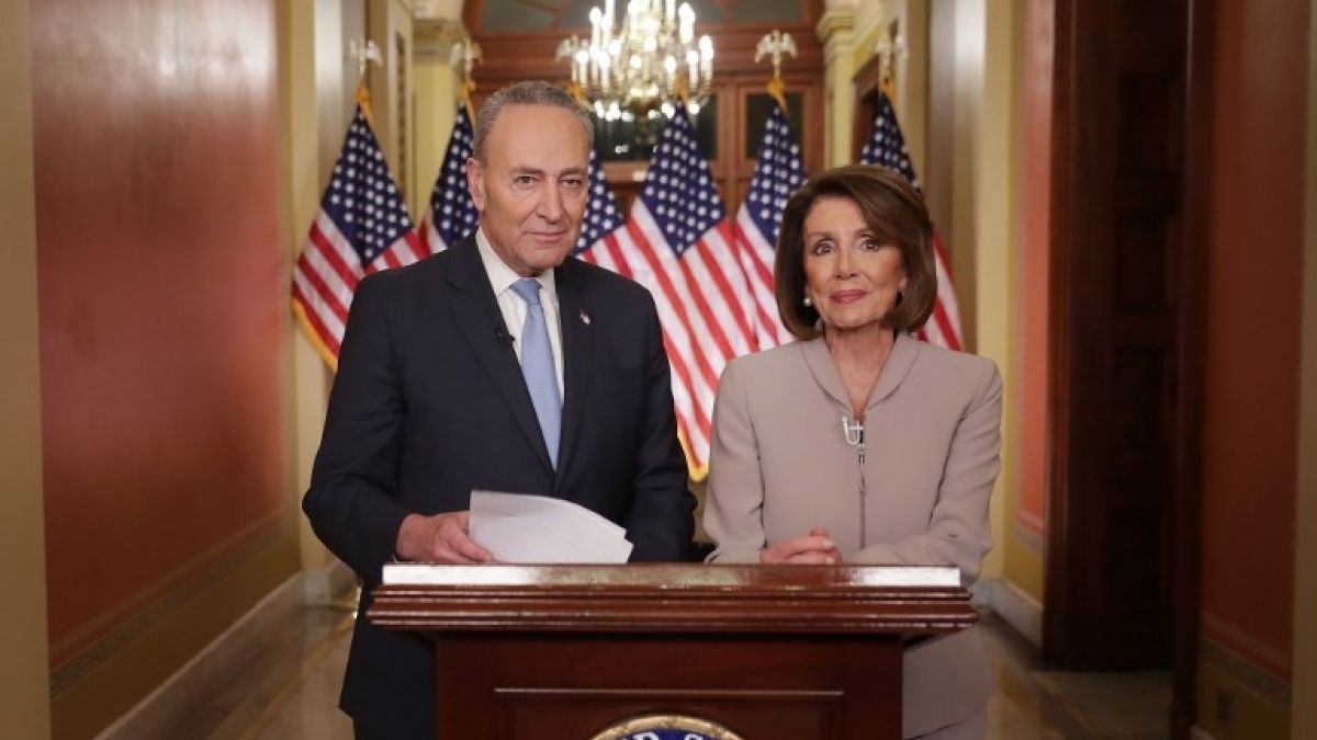 Demócratas acusan a Trump de tomar como rehenes a estadounidenses por cierre del gobierno federal