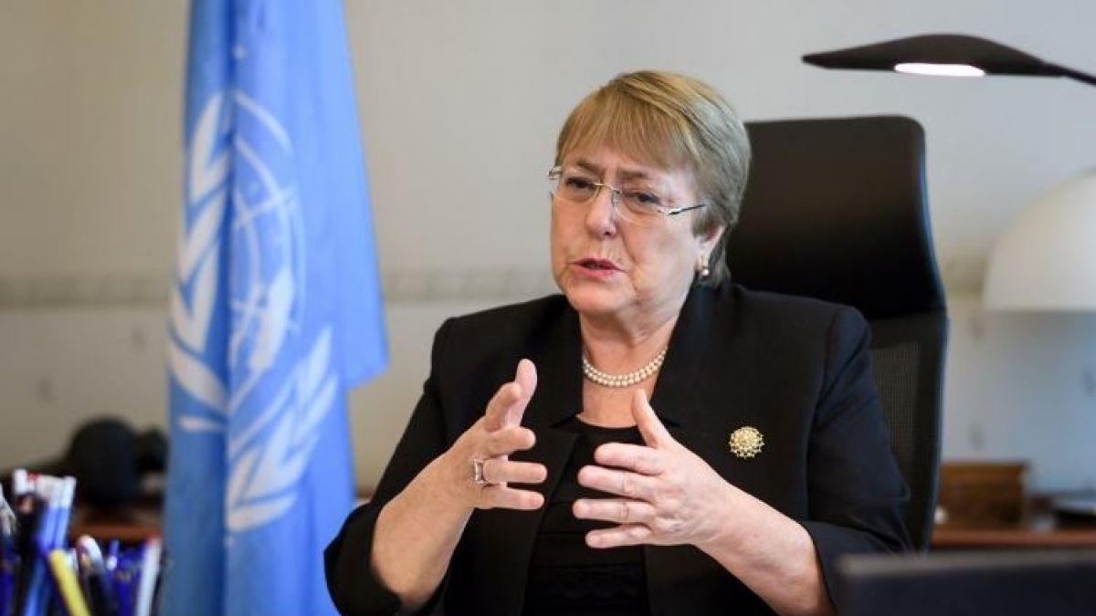 Bachelet candidata al Banco Mundial según Financial Times