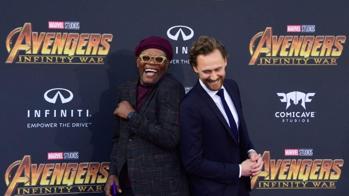 Samuel L. Jackson revela sin querer spoiler de Avengers: Endgame