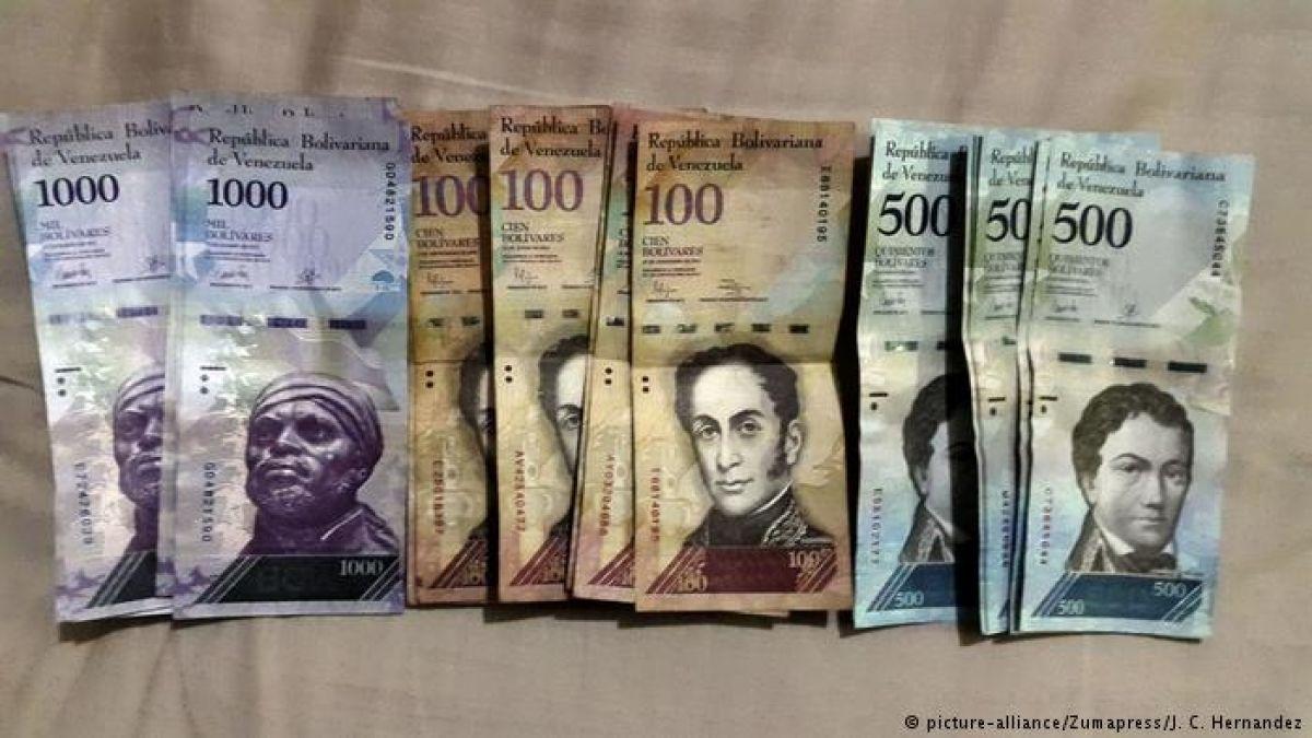 Venezuela cerró 2018 con inflación de casi 1.700.000 %