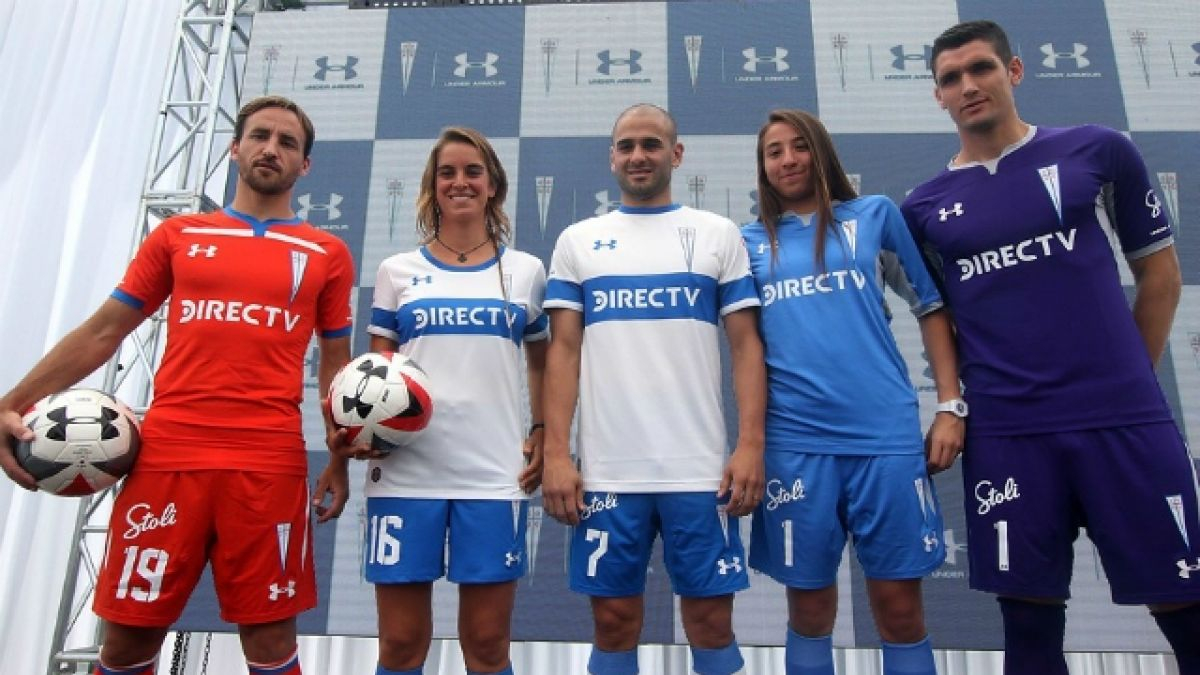 [VIDEO] Universidad Católica presenta su nueva camiseta para esta temporada