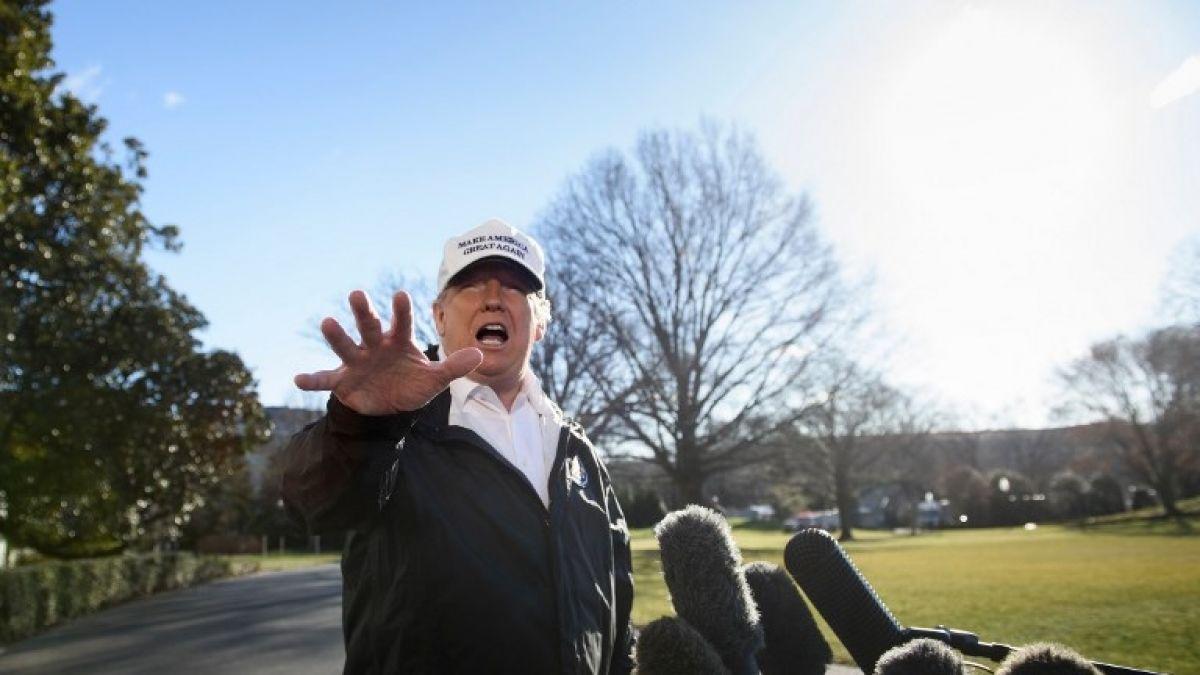 Trump no iría al Foro Económico Mundial de Davos