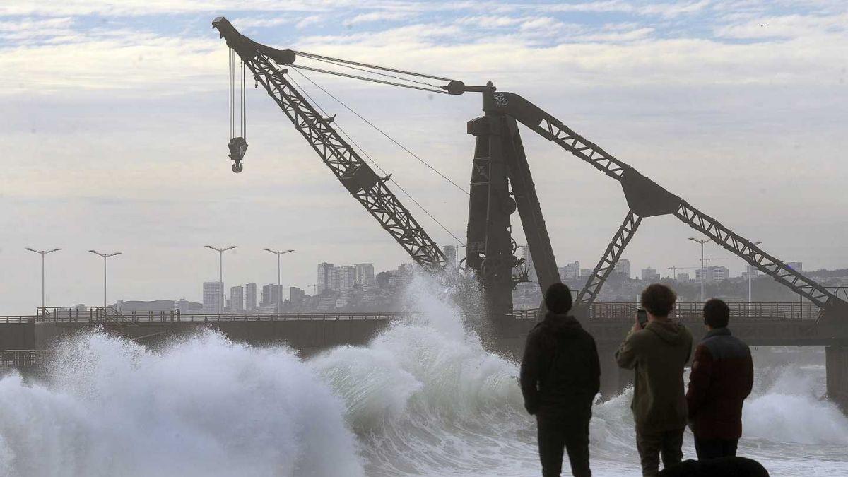 Las comunas chilenas más expuestas al impacto climático