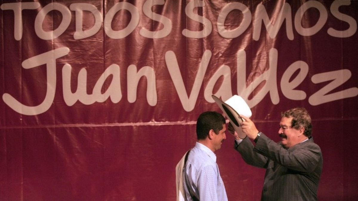 Muere Carlos Sánchez, quien fue imagen de Juan Valdez por 37 años