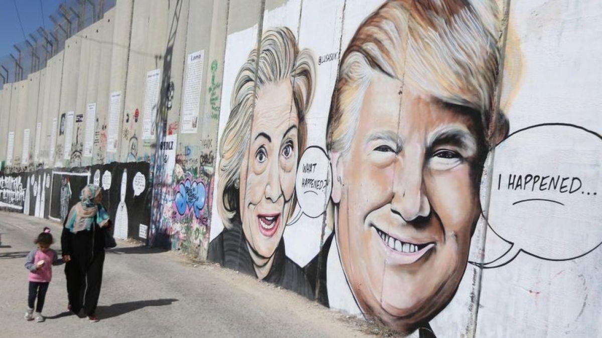 5 claves sobre la barrera de Israel que admira Trump (y busca replicar en EEUU)