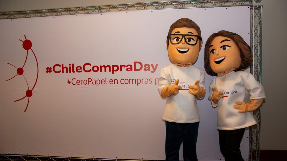 ChileCompra Day Cero Papel: Presentan casos de éxito en transformación digital en el Estado