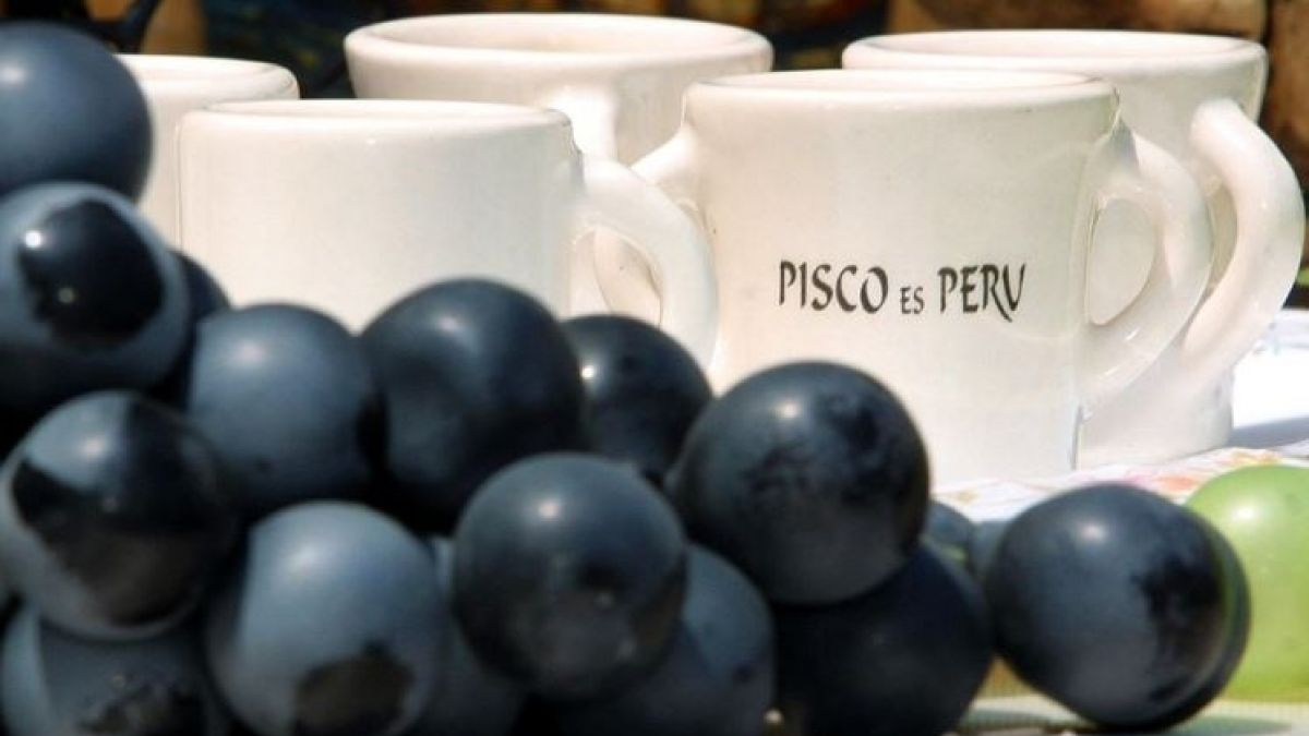 Pisco: ¡El pisco es peruano!: Juez prohíbe a Chile usar nombreLa