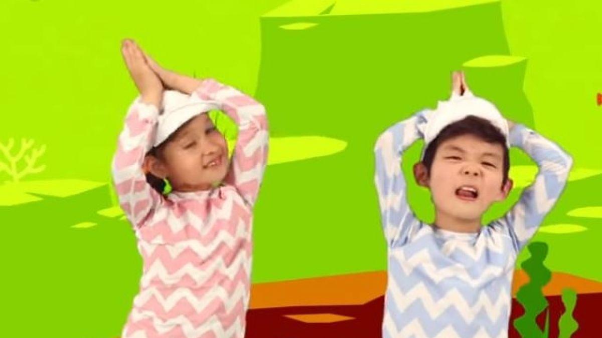 Baby Shark la canción para niños más escuchada mundialmente
