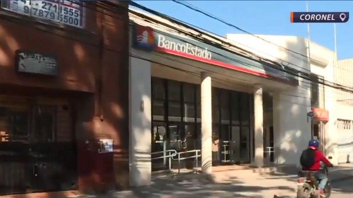 [VIDEO] Descubren túnel que iría al interior de la sucursal de un banco