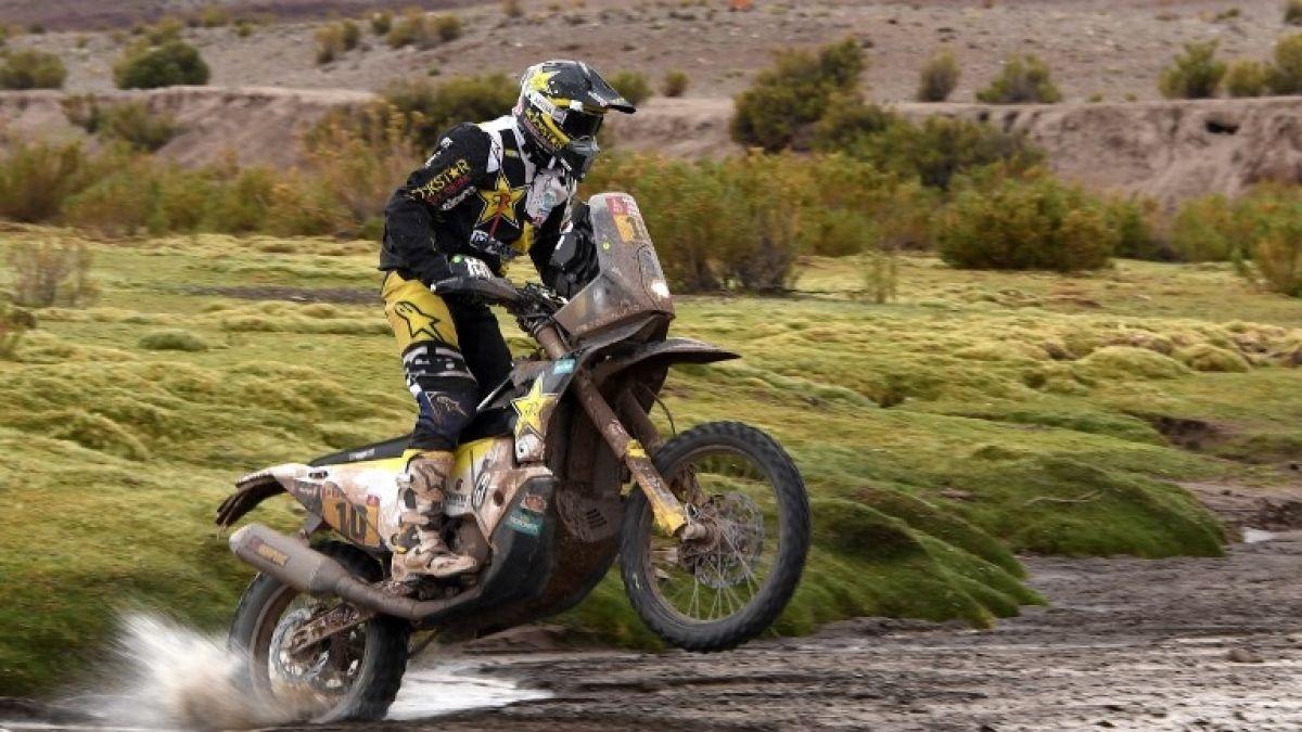 Dakar 2019: Pablo Quintanilla gana sexta etapa y es líder de la clasificación