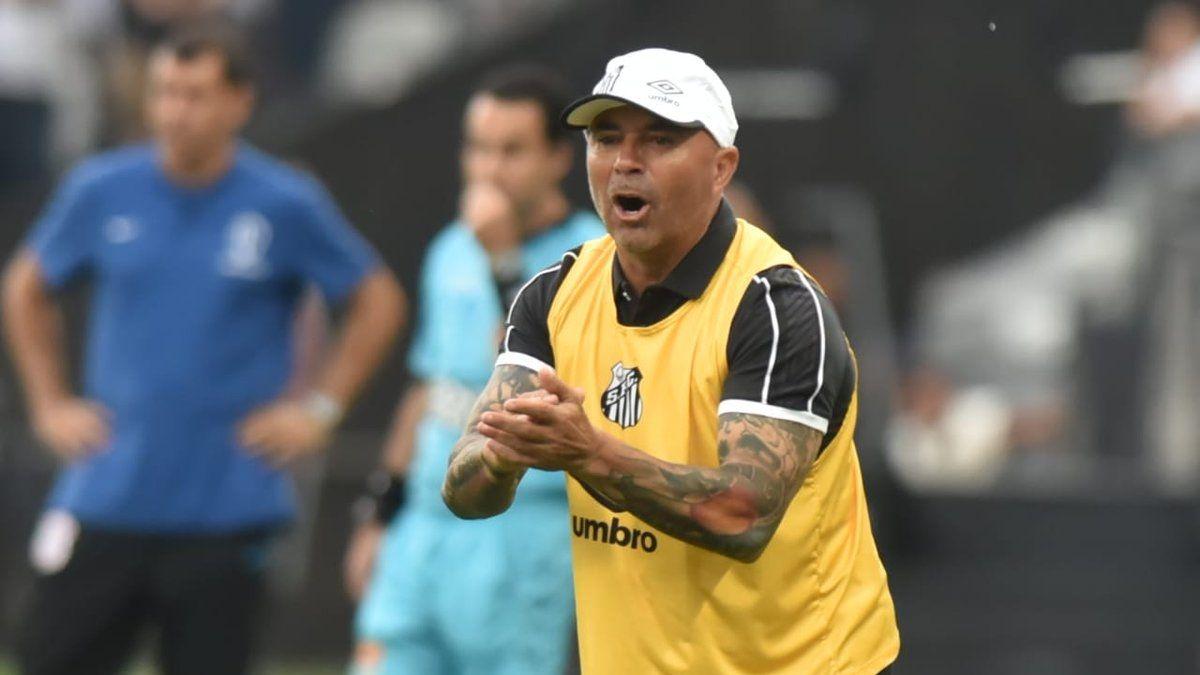 Yeferson Soteldo es la nueva contratación del Santos de Brasil