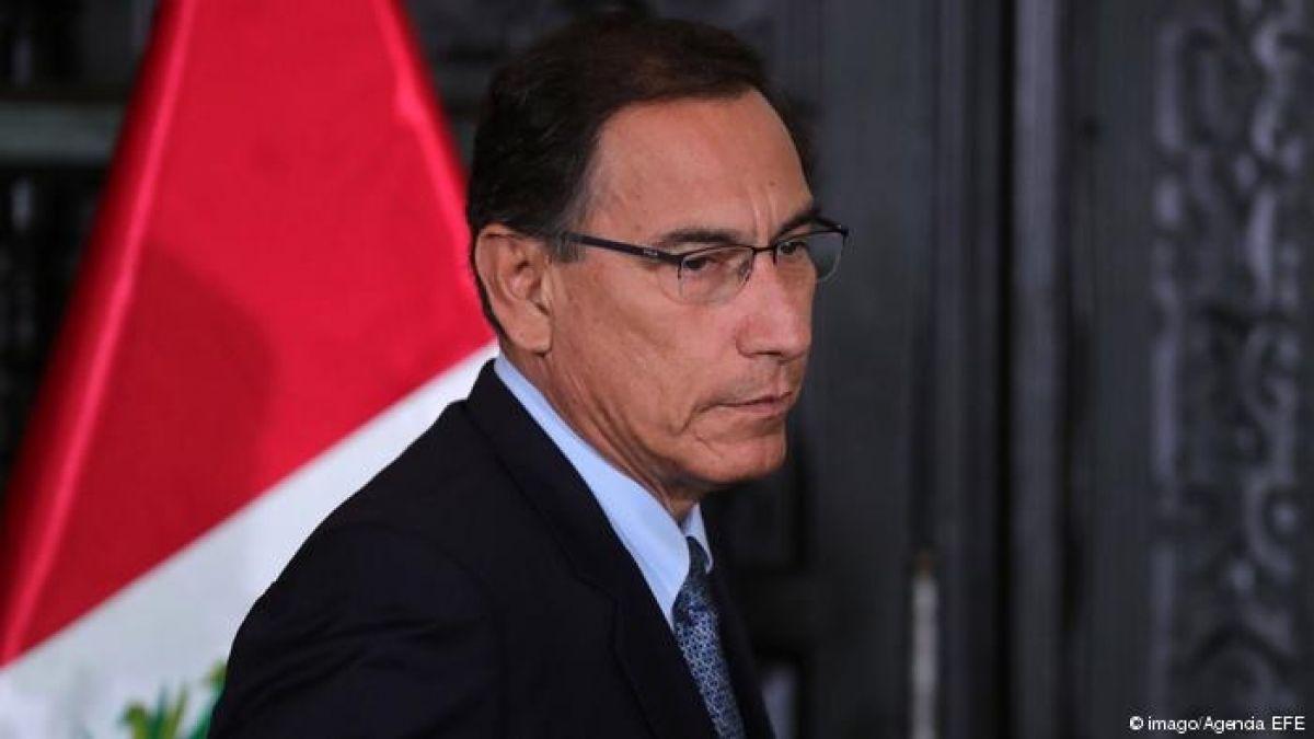 Comisión del Congreso de Perú investigará empresa de Vizcarra por obra de Odebrecht