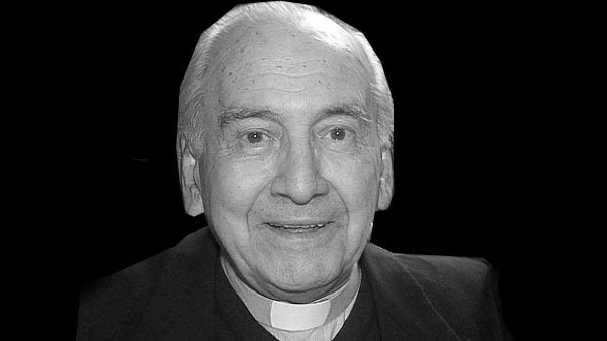 Jesuitas investigan denuncia por presuntos abusos contra fallecido sacerdote Renato Poblete