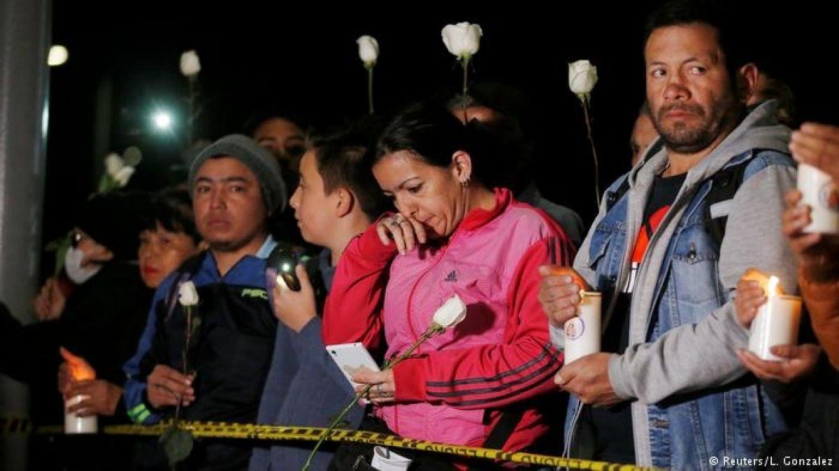 Duque decreta tres días de duelo por muertos en atentado terrorista en Bogotá