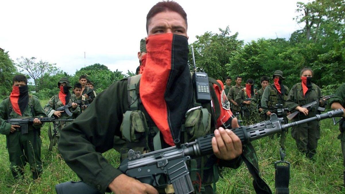 Cómo es la guerrilla del ELN acusada del atentado con carro bomba que dejó 21 muertos en Bogotá