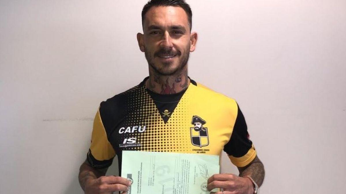 Mauricio Pinilla jugará en Coquimbo Unido