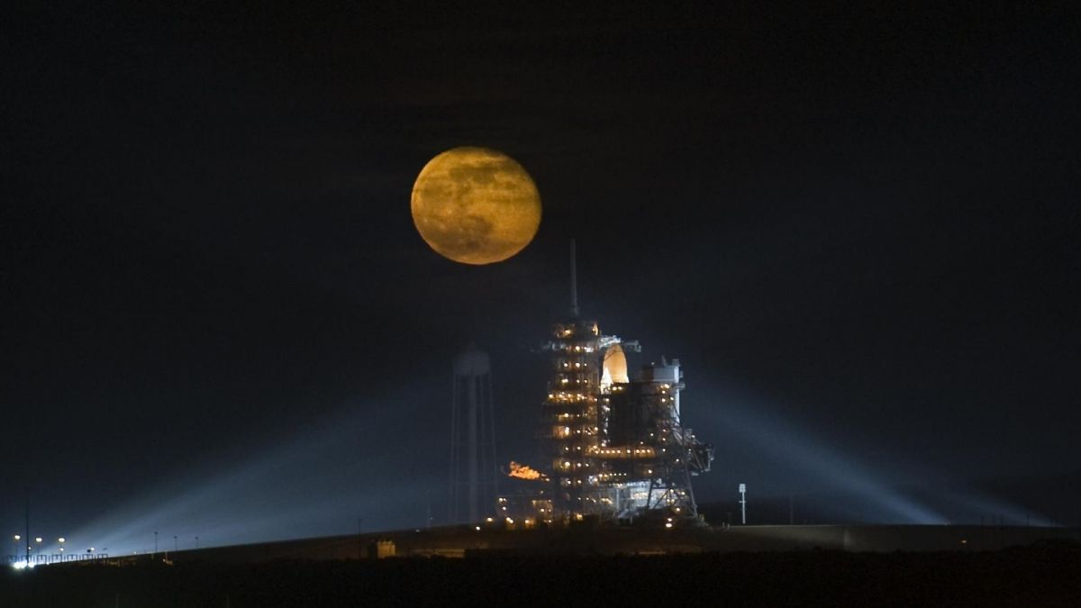 La NASA anuncia campaña para volver a la luna