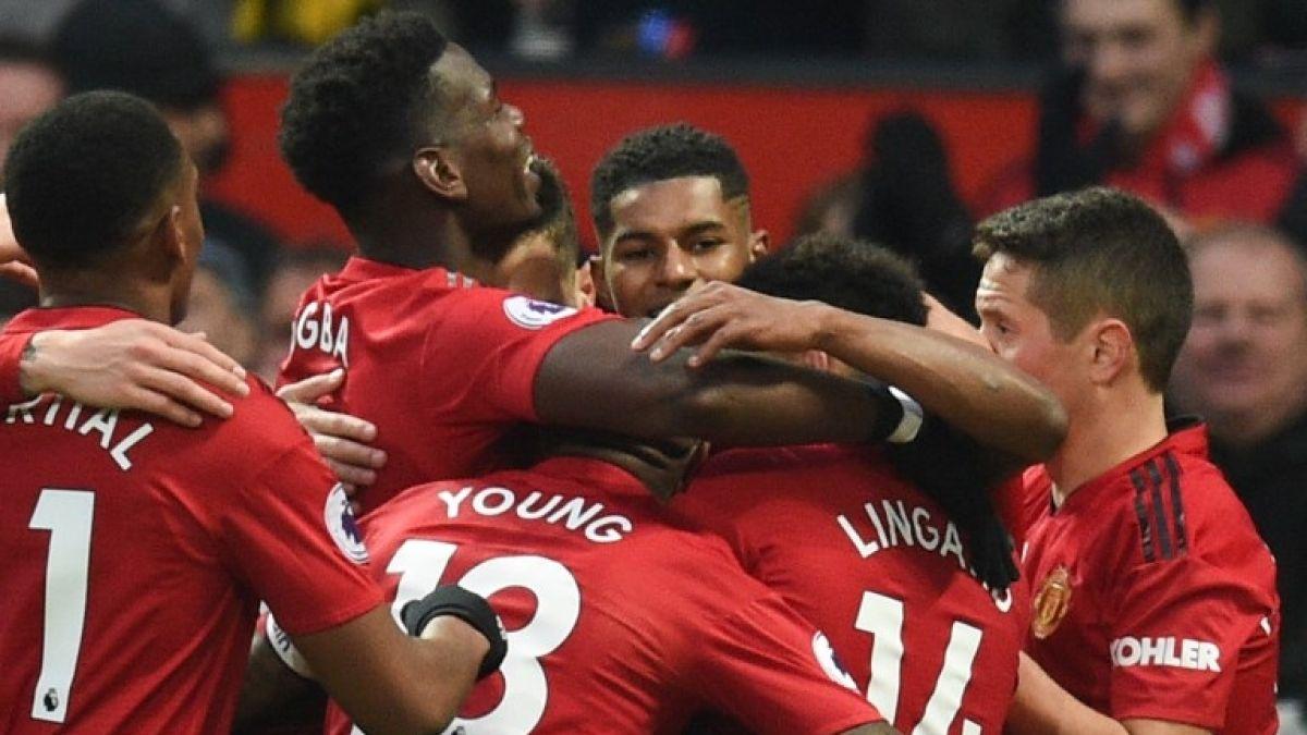Sin Alexis: Manchester United supera 2-1 al Brighton en Old Trafford