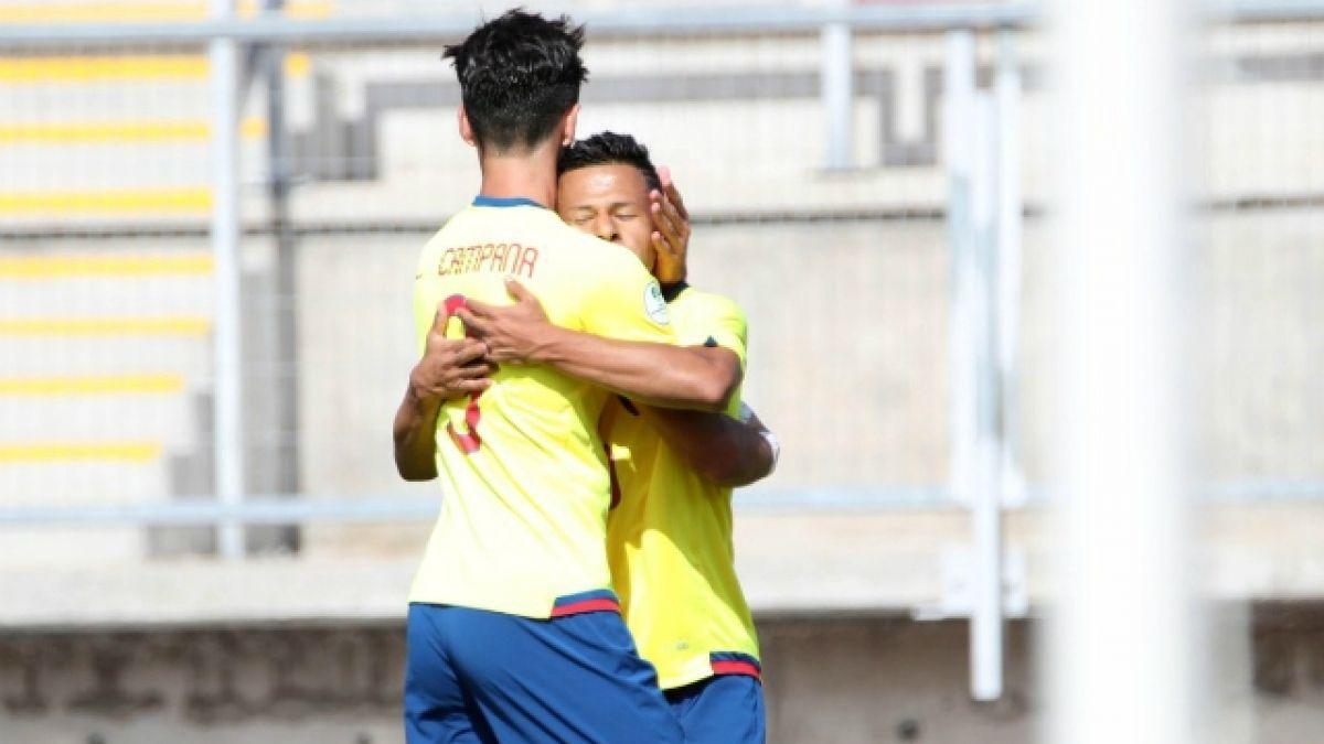 [VIDEO] Ecuador abrocha su clasificación a fase final del Sudamericano con victoria sobre Perú