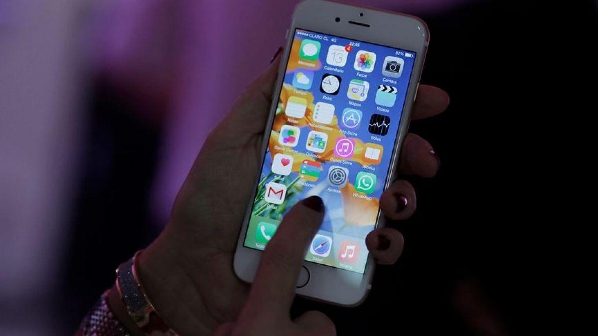 Justicia acoge demanda contra apple