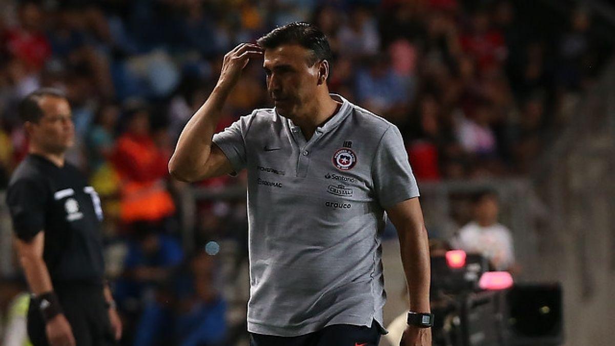 """[VIDEO] Héctor Robles da un paso al costado: """"Si uno no cumple un objetivo es un fracaso"""""""