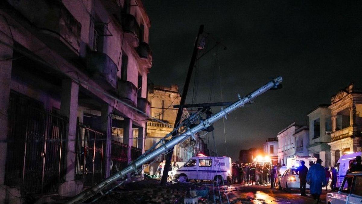 Resultado de imagen para Tres muertos y varios heridos por un tornado en Cuba
