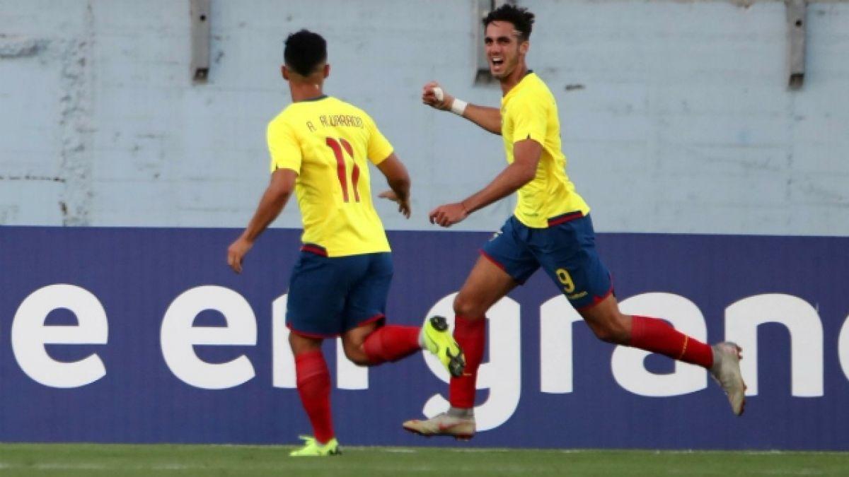Suramericano Sub 20: Ecuador Vence A Argentina En Fase Final Del Sudamericano