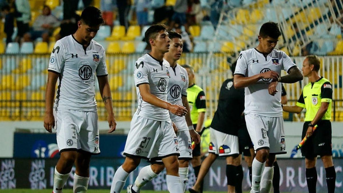 Colo Colo cayó ante Everton y sumó su cuarta derrota consecutiva en pretemporada