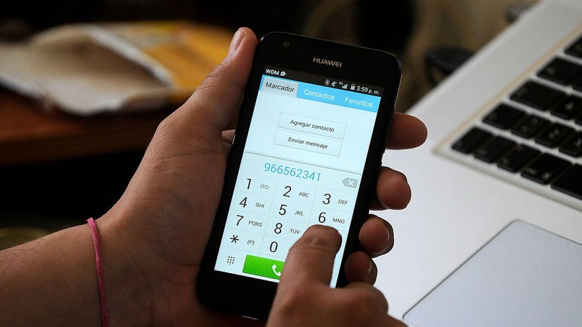 Gobierno anuncia nuevas tarifas para los cargos de accesos móviles