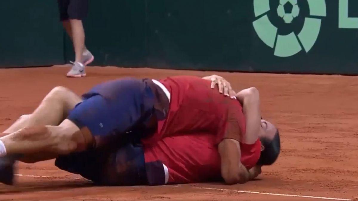 Chile regresó al grupo mundial de la Copa Davis