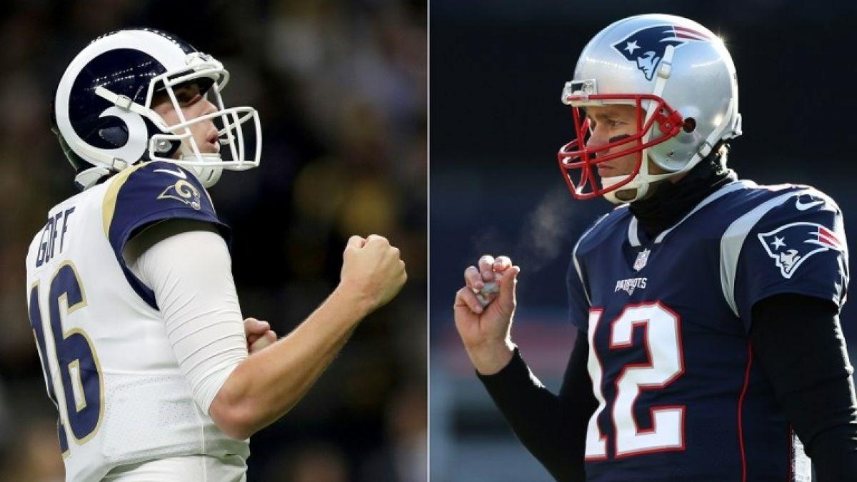 Super Bowl LIII: Horario y dónde ver el duelo entre Los Angeles Rams y New England Patriots