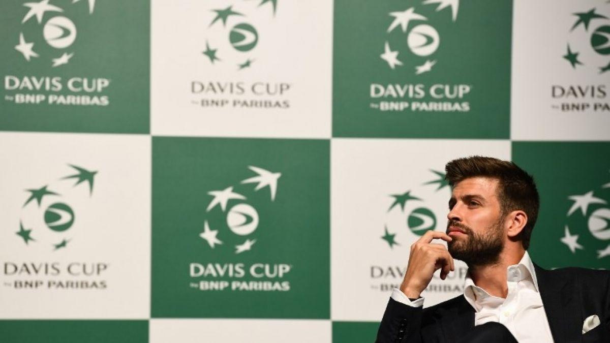 La influencia de Gerard Piqué en el nuevo formato de Copa Davis