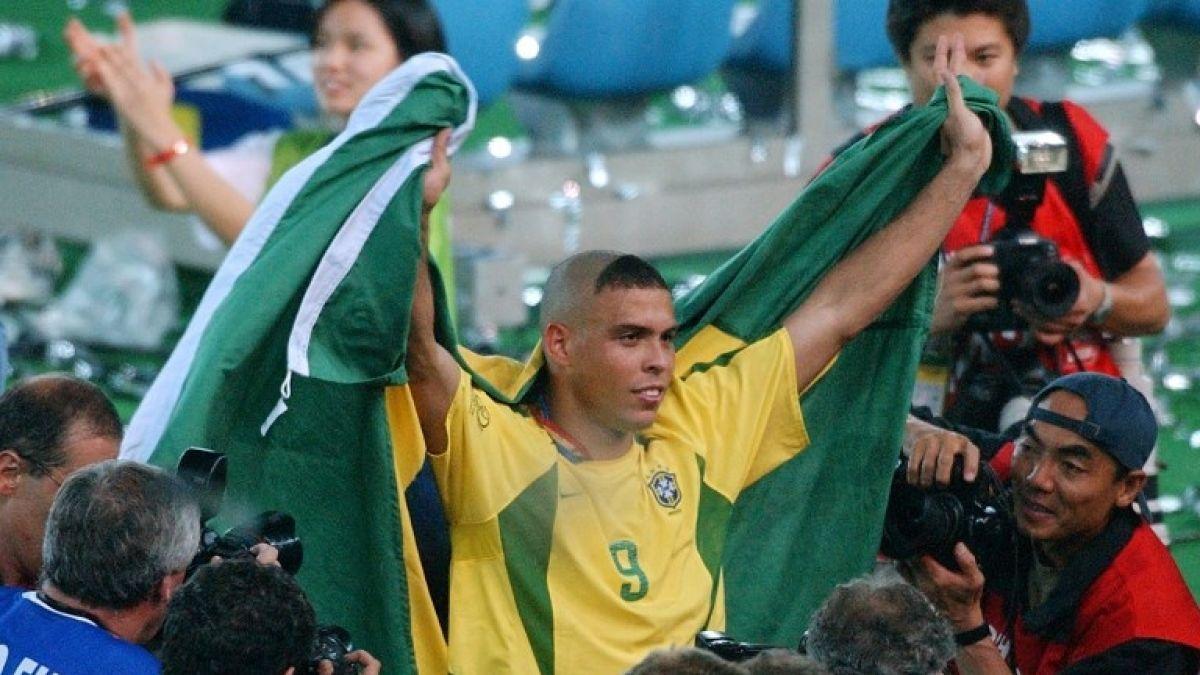 Ronaldo se burla del fútbol americano