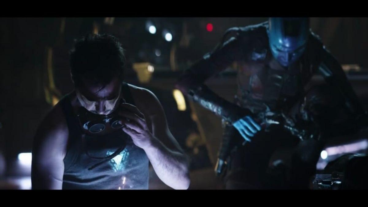 Marvel publica nuevo tráiler con imágenes inéditas de Avengers Endgame durante el Superbowl