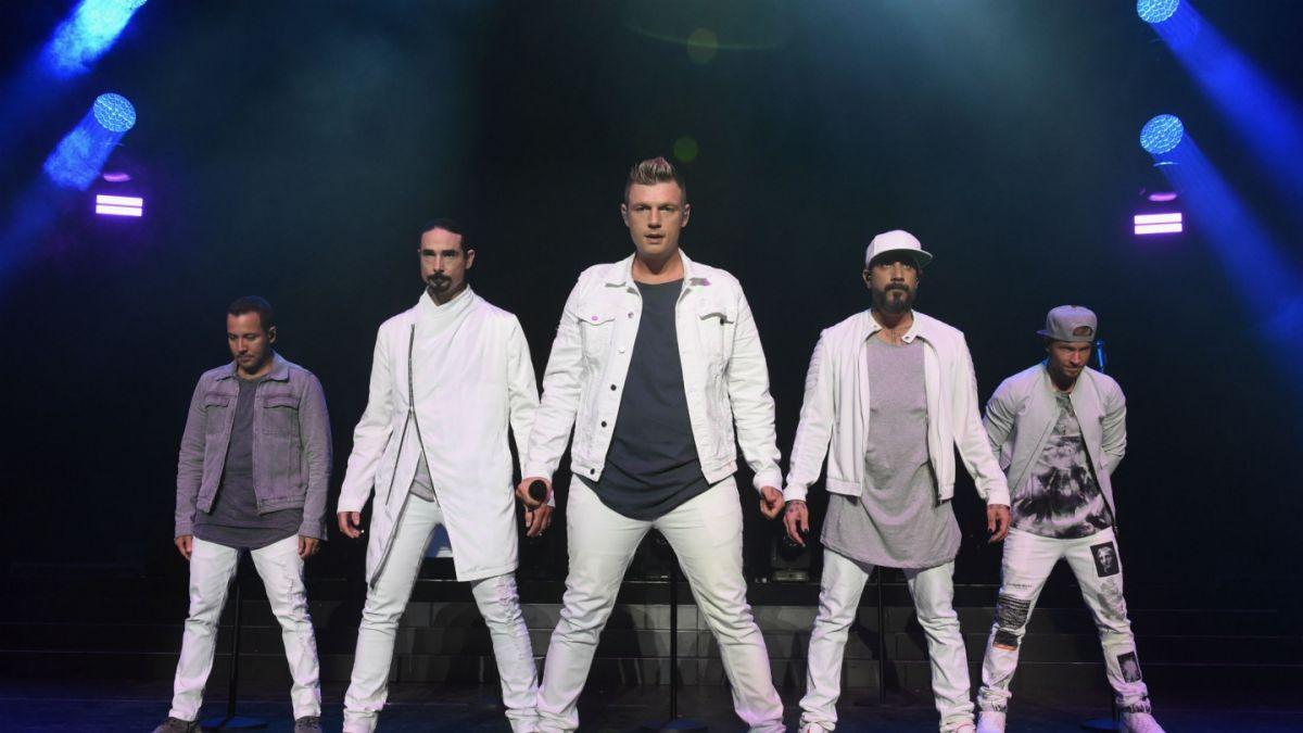 Backstreet Boys: 1 en Billboard y a Viña con máxima seguridad