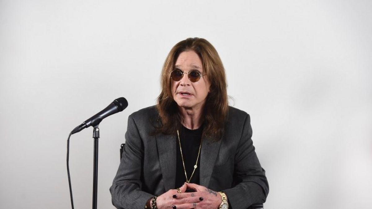 Ozzy Osbourne es hospitalizado de emergencia