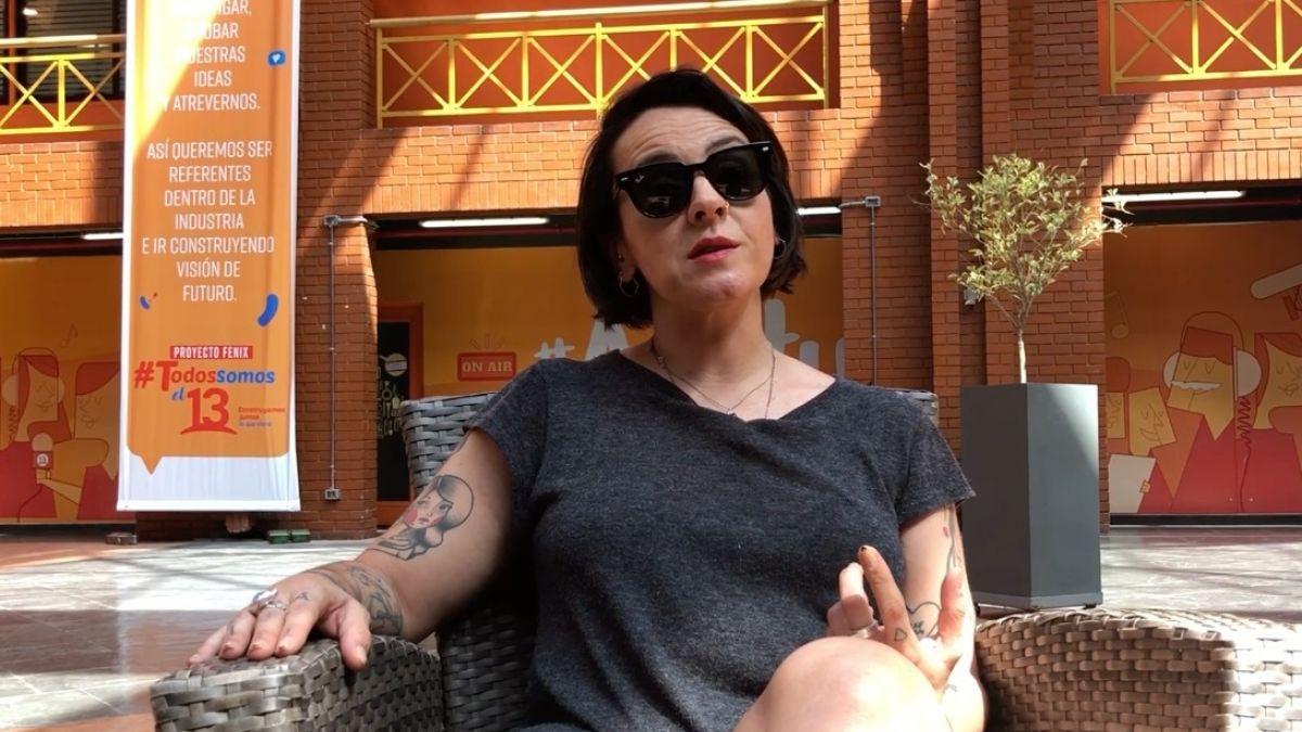 [VIDEO] Jani Dueñas: El Festival de Viña llega a mi vida en el momento perfecto